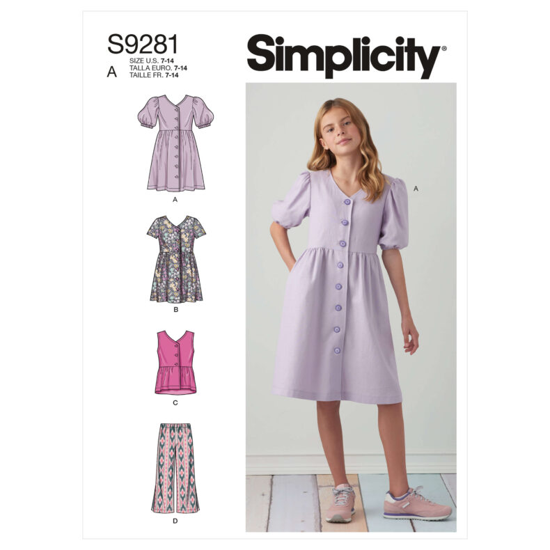 Simplicity S9281