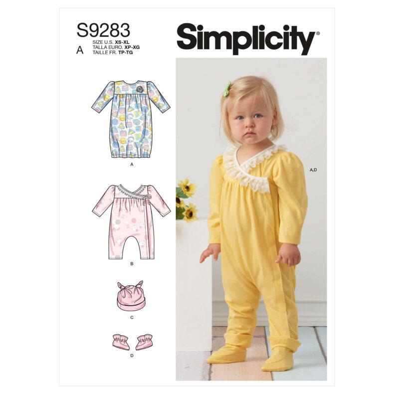 Simplicity S9283