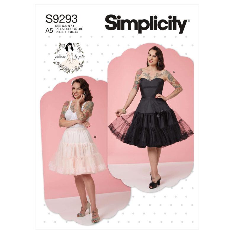 Simplicity S9293