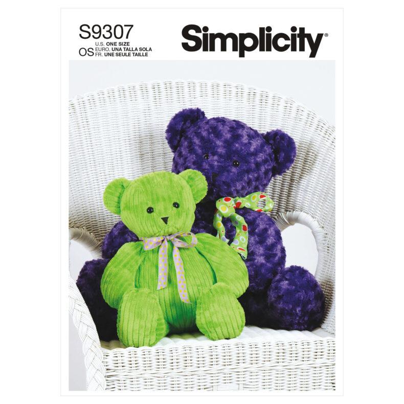 Simplicity S9307