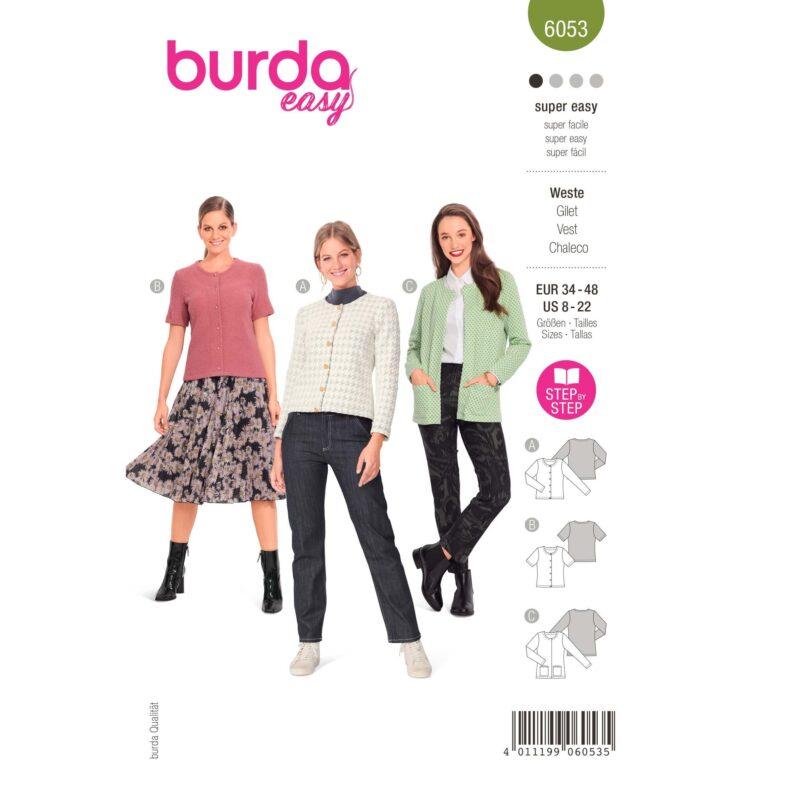 Burda 6053