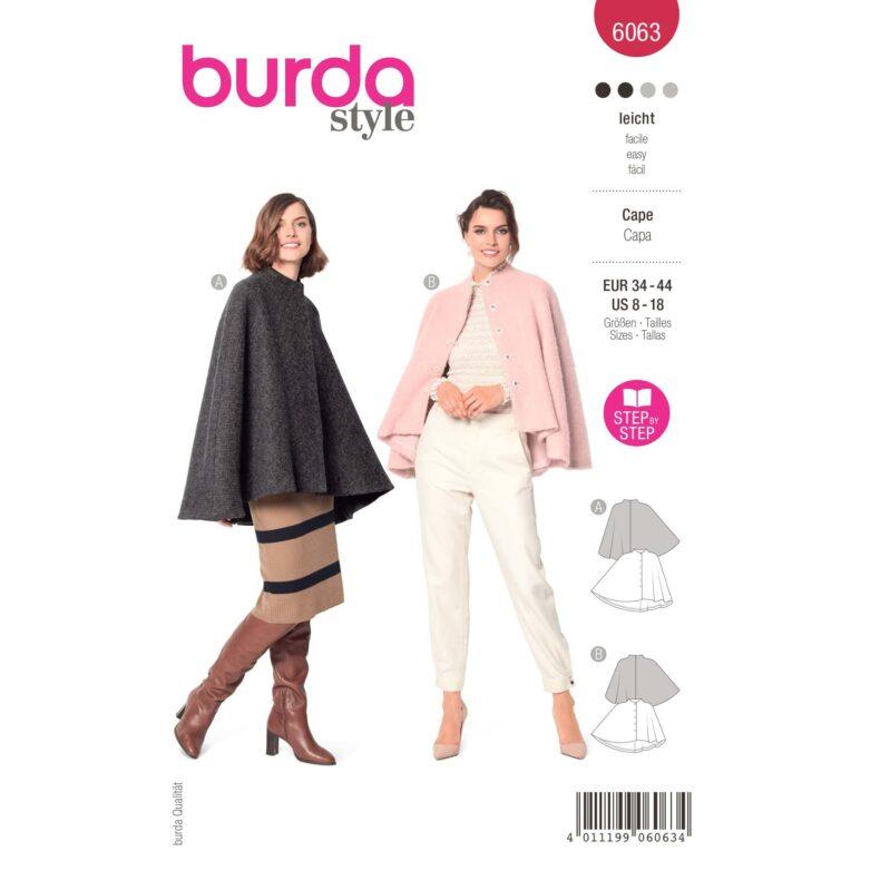 Burda 6063