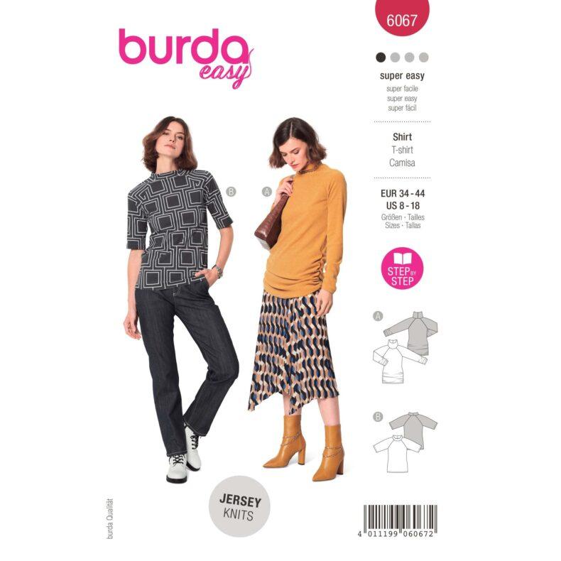 Burda 6067