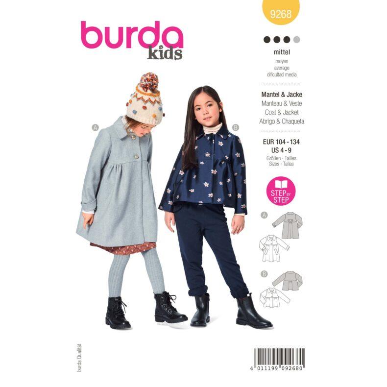 Burda 9268