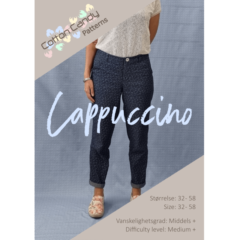 Cappuccino bukse