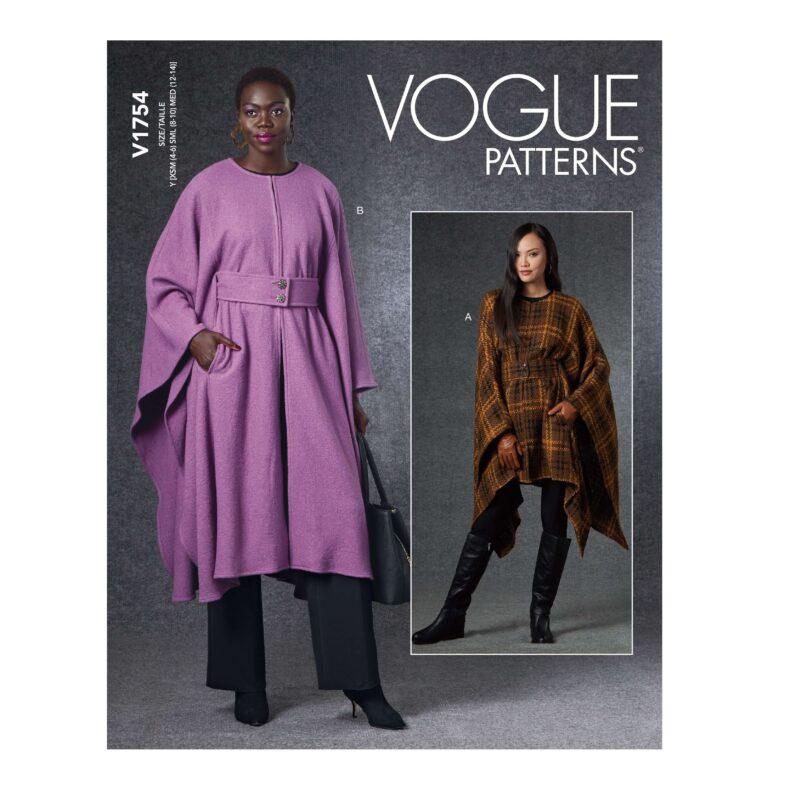 Vogue V1754