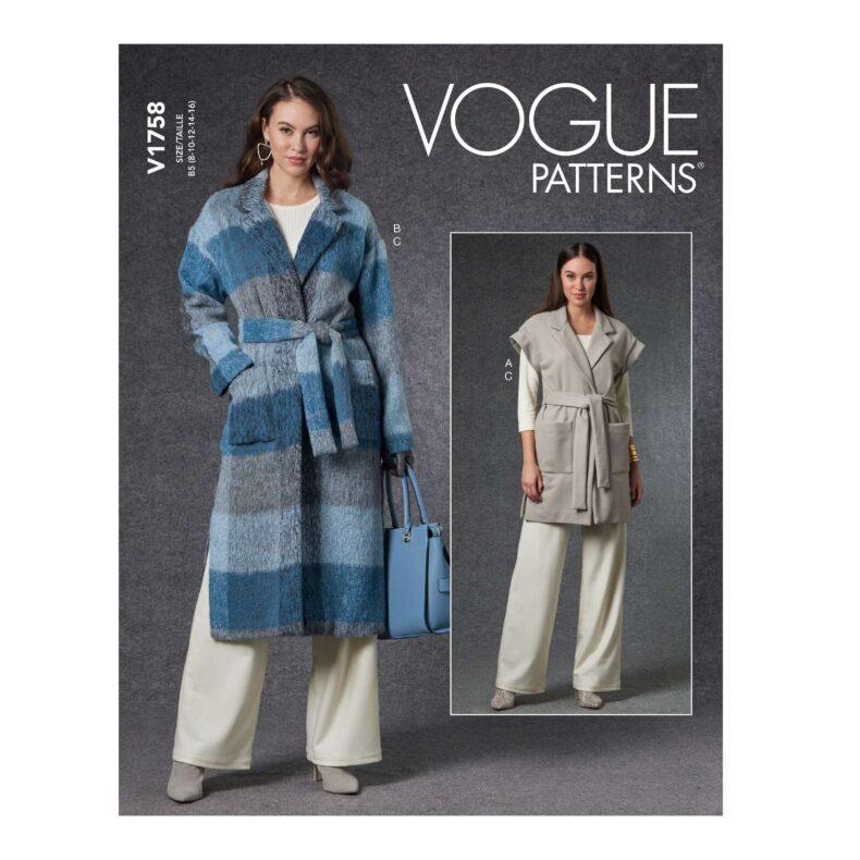 Vogue V1758