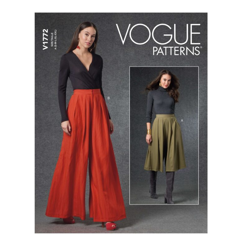 Vogue V1772